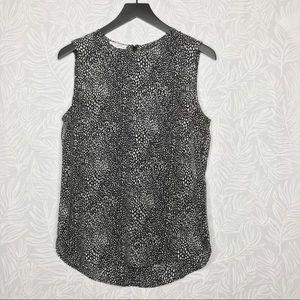 ▪️Equipment▪️Lyle silk sleeveless tank blouse